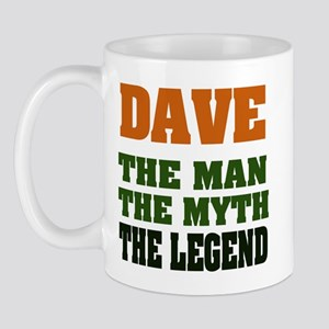 DAVE - The Legend Mug
