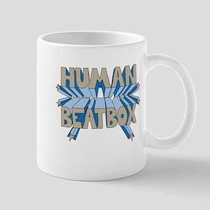 Human Beatbox Mug