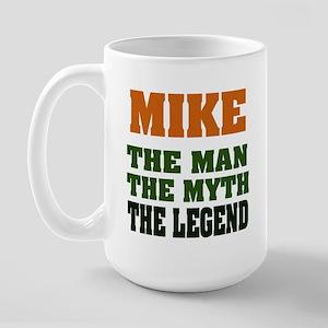 MIKE - The Lengend Large Mug