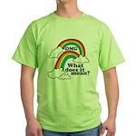 Double Rainbow Green T-Shirt