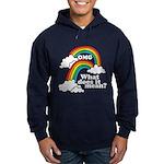 Double Rainbow Hoodie (dark)