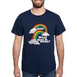 Double Rainbow Dark T-Shirt