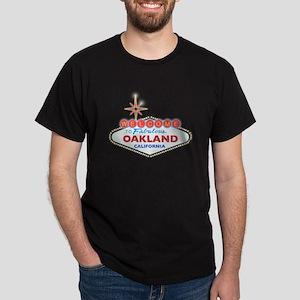 Fabulous Oakland Dark T-Shirt