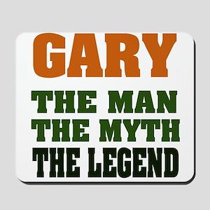 GARY - the Legend Mousepad