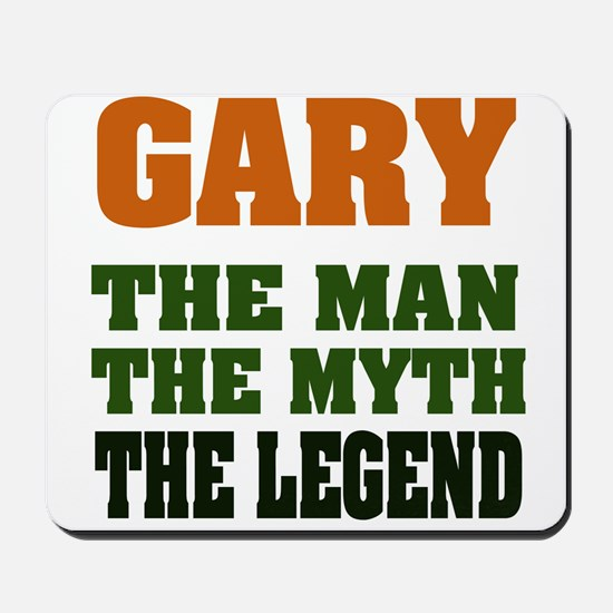 GARY - the Legend Mousepad