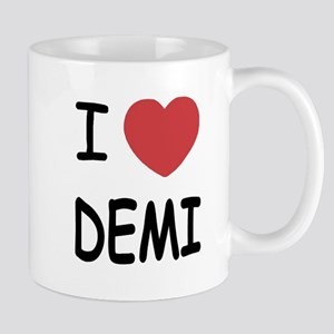 I heart Demi Mug