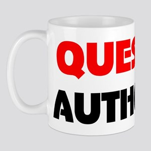 QUESTION AUTHORITY Mug