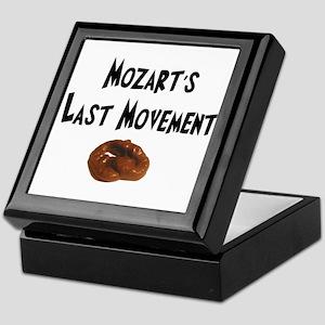 Musicians Keepsake Box