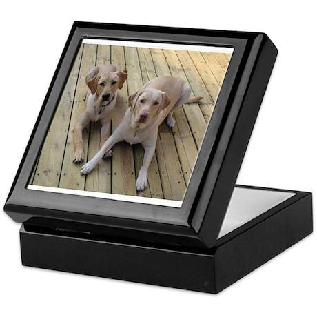 Otis & Buster Keepsake Box