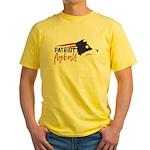 Weston Whirlwinds Yellow T-Shirt