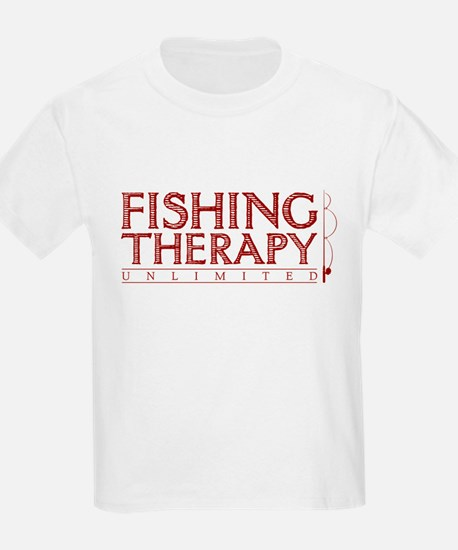 Fishing Therapy Unlimited T-Shirt