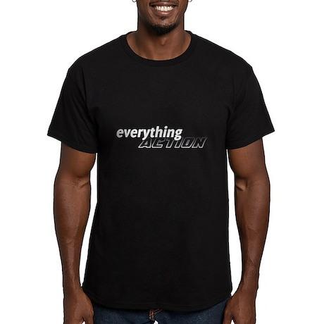 EA Men's Fitted T-Shirt (dark)