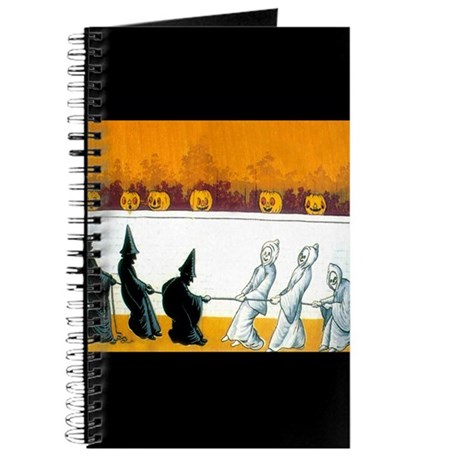 Ghostly Ghouls Journal