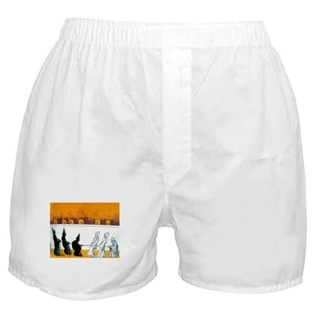 Ghostly Ghouls Boxer Shorts