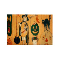 Halloween Frolic Rectangle Magnet