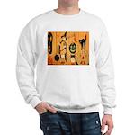 Halloween Frolic Sweatshirt