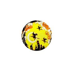 Witches Night Mini Button (100 pack)