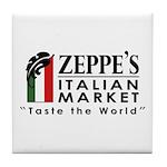 Zeppe's Italian Market Tile Coaster