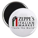 Zeppe's Italian Market Magnet