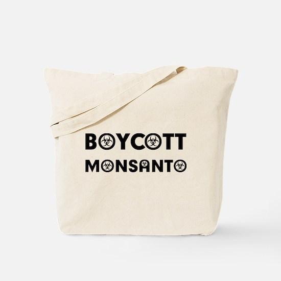 Boycott Monsanto Tote Bag