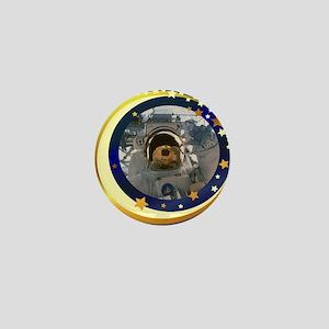 Shuttle Orbit Mini Button
