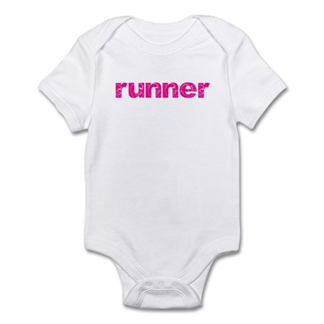 runner Infant Bodysuit