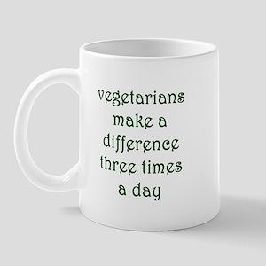 Vegetarianism Mug