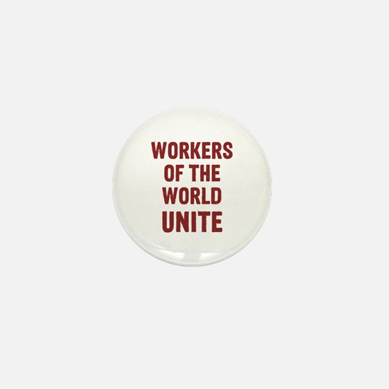 Workers Mini Button