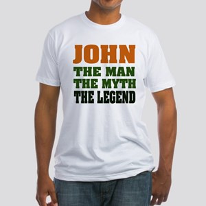 JOHN - The Legend Fitted T-Shirt