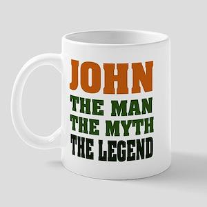 JOHN - The Legend Mug