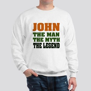 JOHN - The Legend Sweatshirt