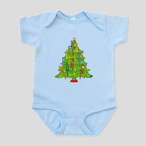 Trombone Christmas Infant Bodysuit