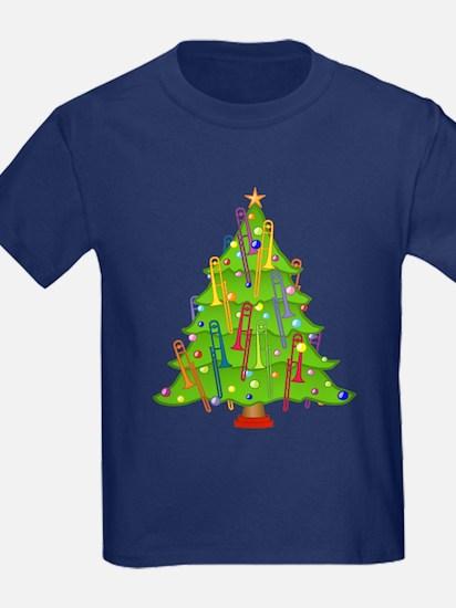 Trombone Christmas T