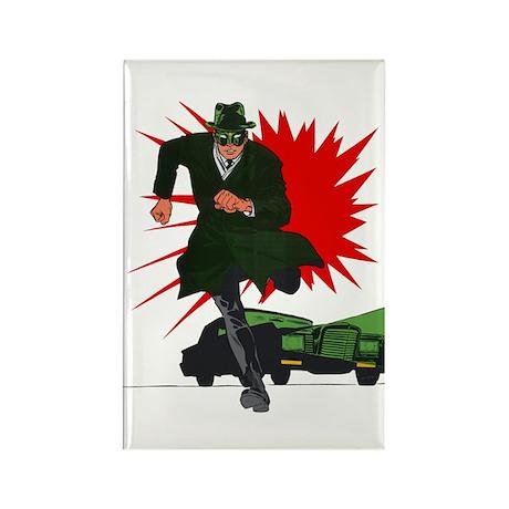 $4.99 Green Hornet Icon 2 Magnet