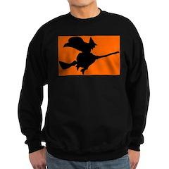 Flying Witch Sweatshirt (dark)