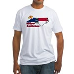 ILY North Carolina Fitted T-Shirt