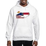 ILY North Carolina Hooded Sweatshirt