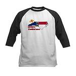 ILY North Carolina Kids Baseball Jersey