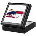 ILY North Carolina Keepsake Box