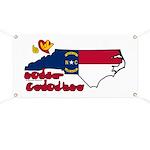 ILY North Carolina Banner