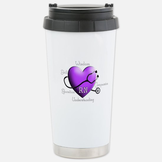 Nurse Gifts XX Stainless Steel Travel Mug