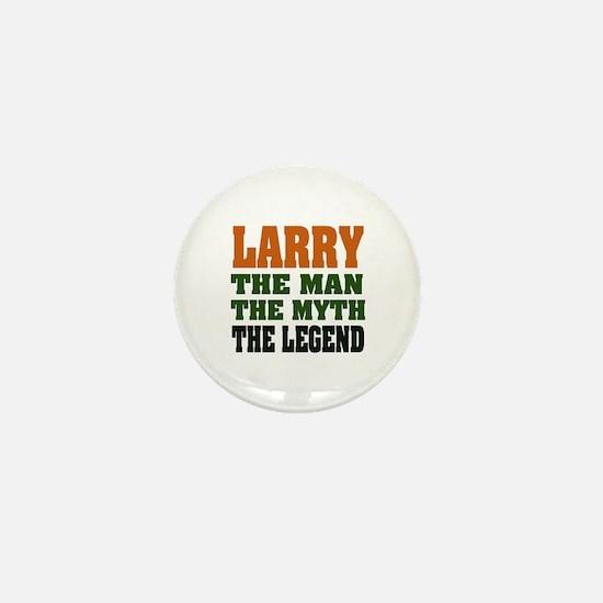 LARRY - The Legend Mini Button