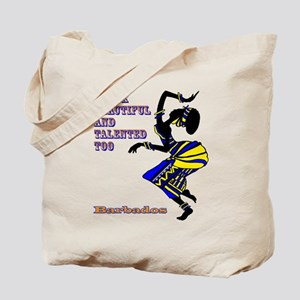 Black Beautiful & Talented Too Tote Bag