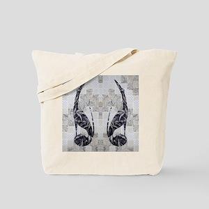 Brindle Duo Tote Bag