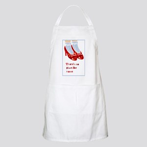 Red Ruby Slippers BBQ Apron