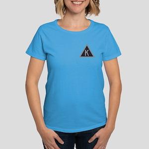Triangle K Women's T-Shirt (Dark)
