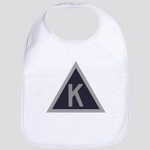 Triangle K Bib