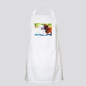 Krypta and Abbott BBQ Apron