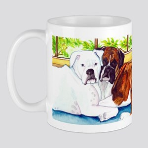 Krypta and Abbott Mug