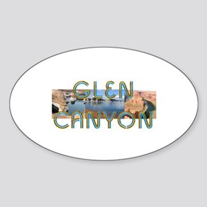 ABH Glen Canyon Sticker (Oval)